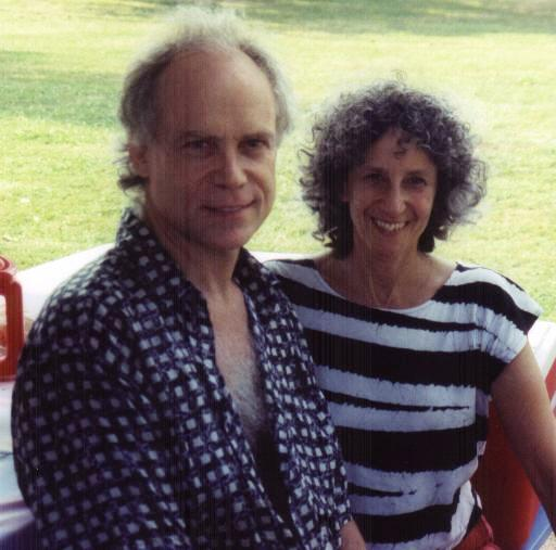 Gerald Wolfe and Wife Joyce Morgenroth Wolfe